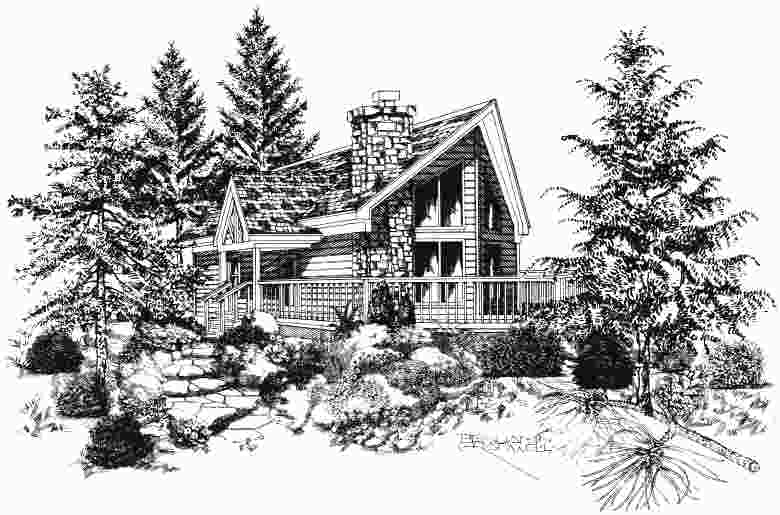 Mountain views for House plans for mountain views